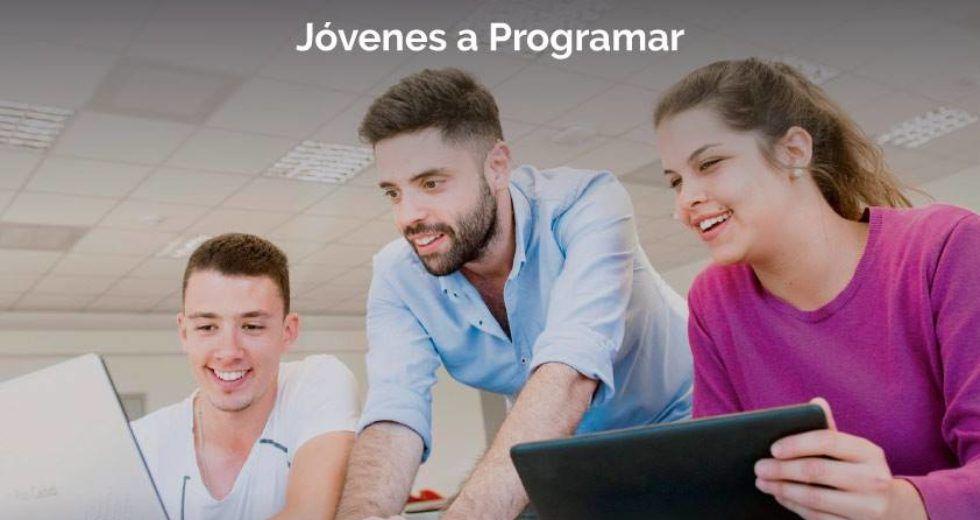 Acompañamos a los Jóvenes a Programar